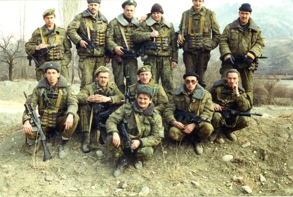 Ветераны военной разведки
