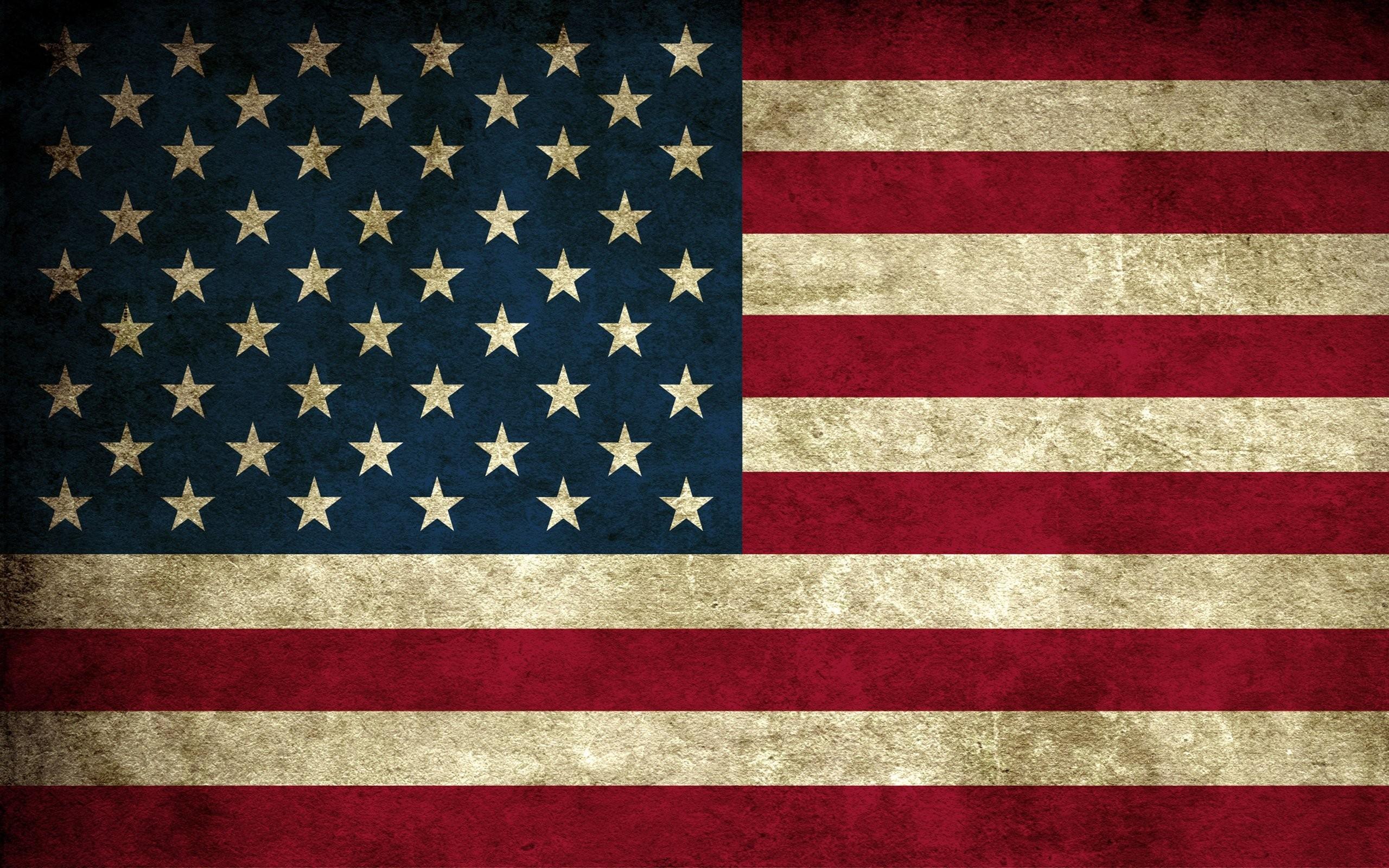 Стилизованный флаг США