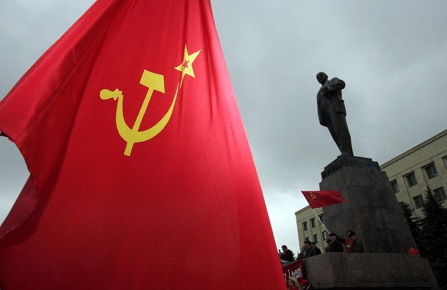 Флаг СССР - символ эпохи