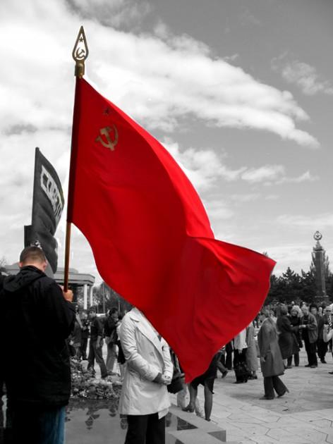 История флага СССР