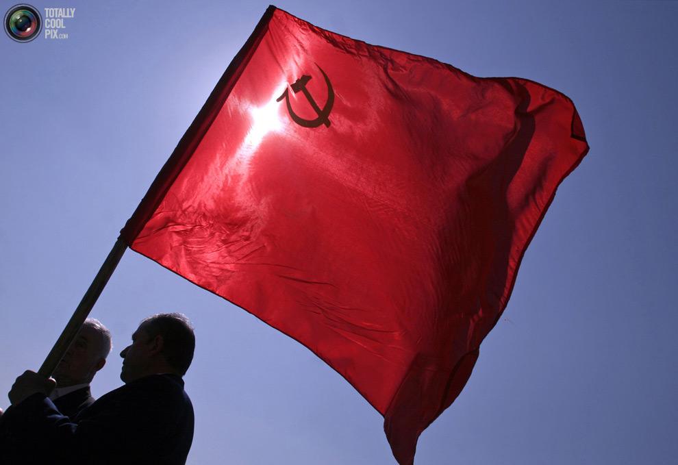 Где купить такой флаг СССР?