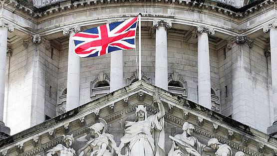 Государственный флаг Великобритании