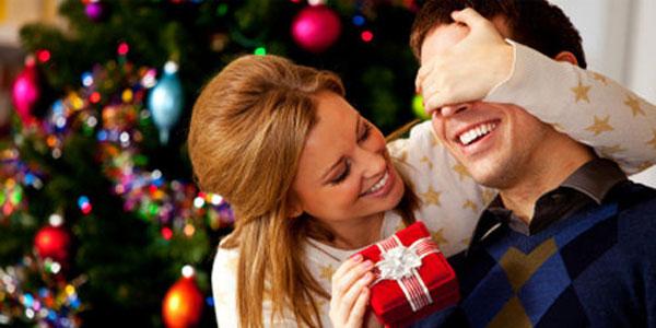 Подарок на Новый год мужу в Москве