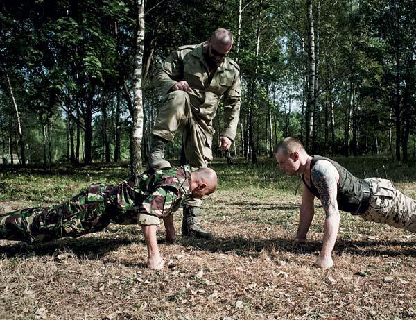 Тренировка спецназа видео фото 1-593